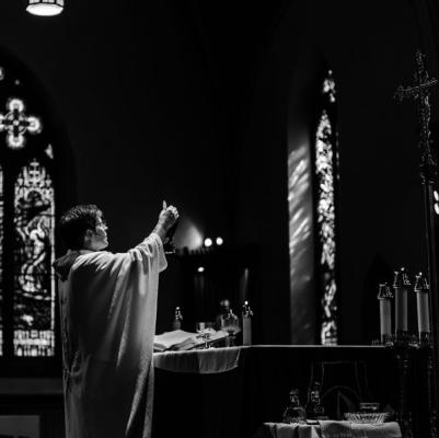 Fr. Damian Smullen